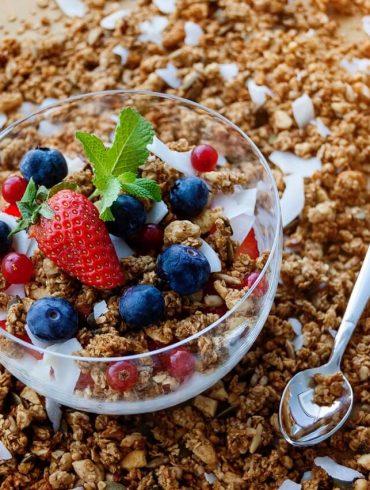 super zdravé raňajky
