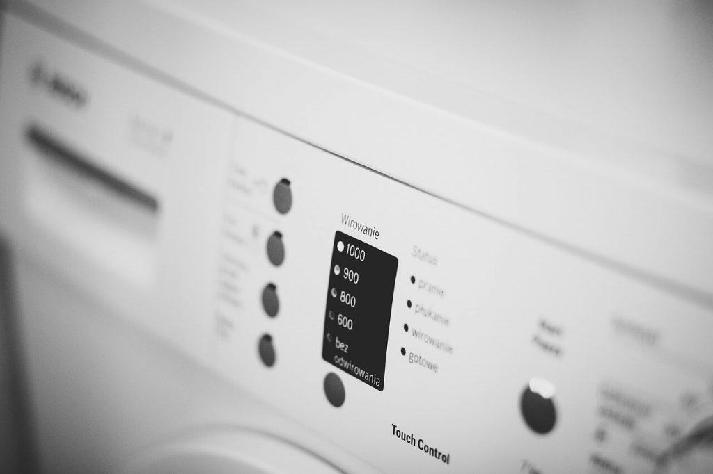 ako správne čistiť práčku
