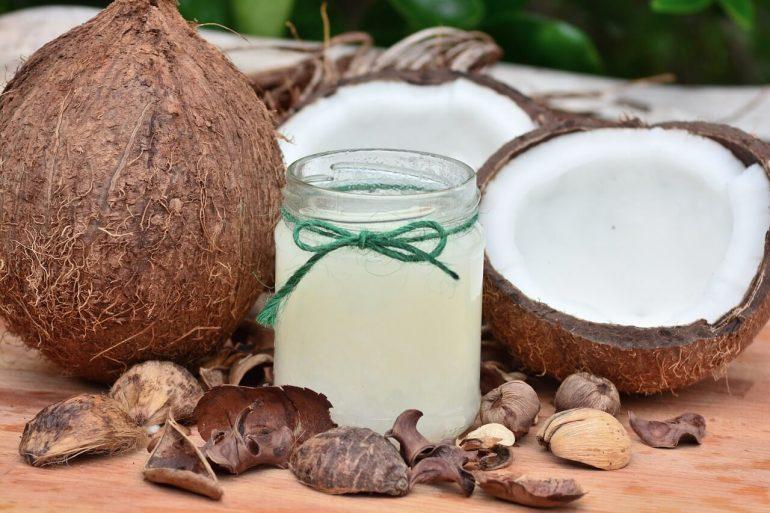 kokosový olej má široké využitie