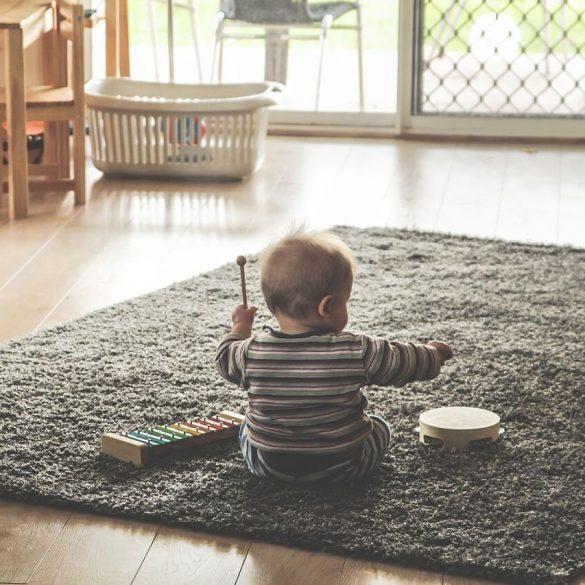 Domáce práce pre deti sú dôležité.