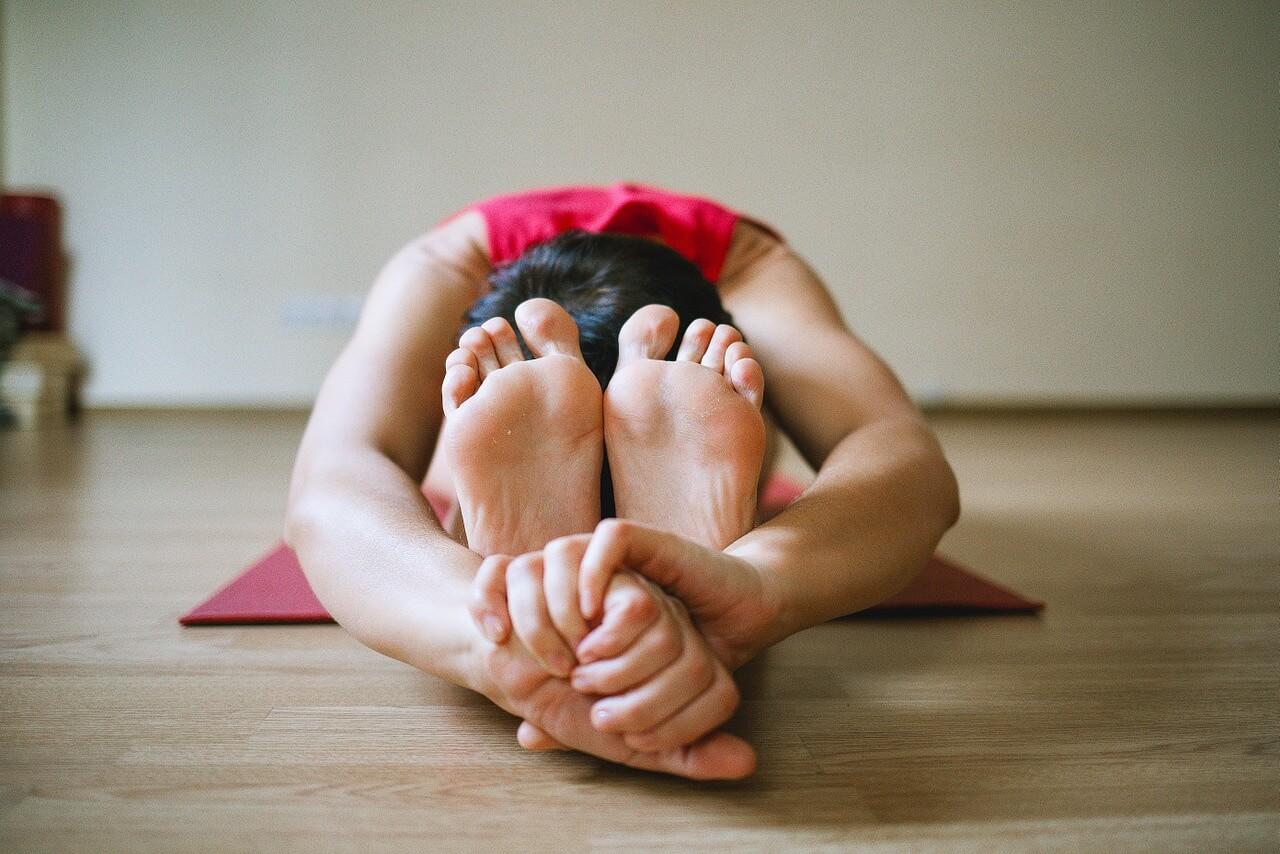 yin jóga o hľadaní pokoja