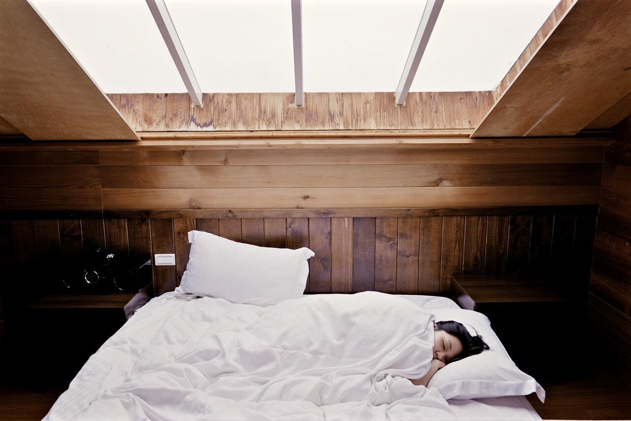 anatomický vankúš je prospešný pre spánok