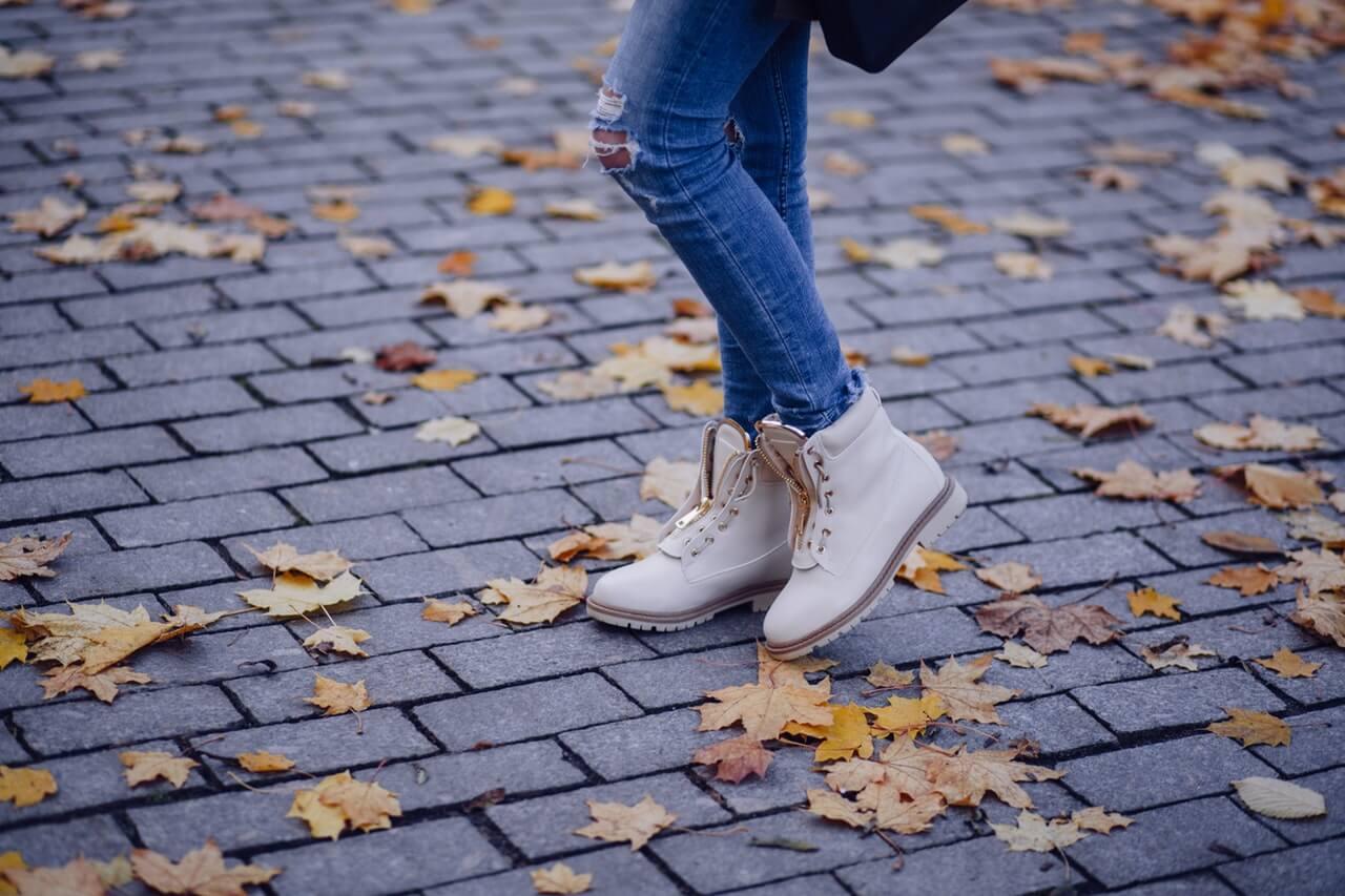 Ak sa obuv znečistí