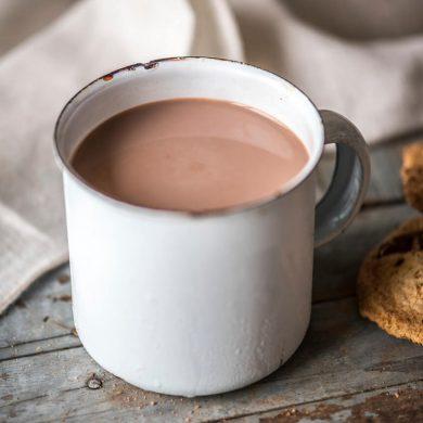 recept na horúcu čokoládu