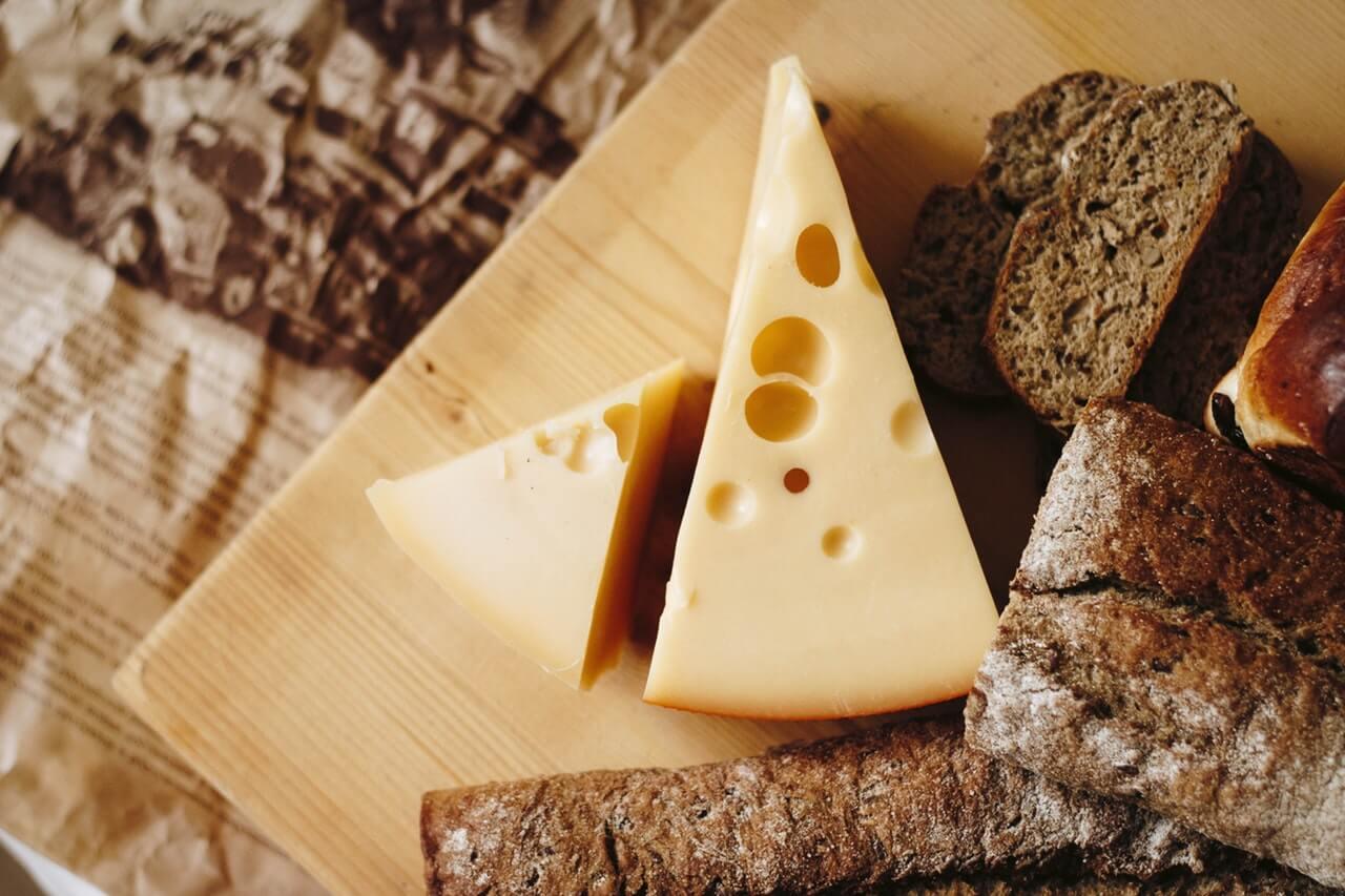 aký syr na chlebík