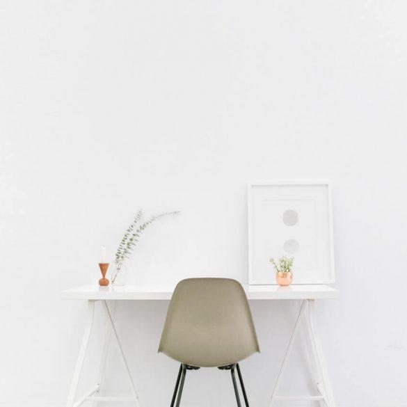 5 tippet minimalista díszítésre