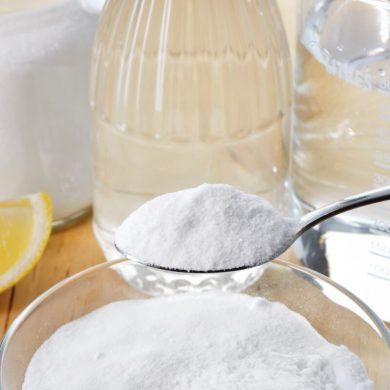Tisztítás vegyszerek nélkül