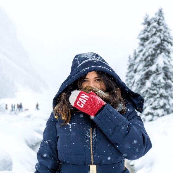 upchaty nos v zime