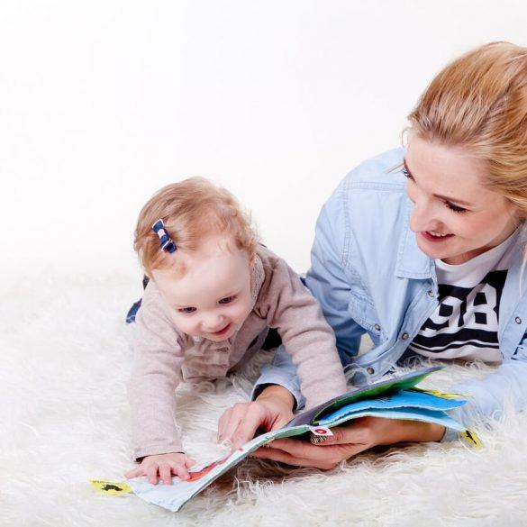 Ako čítať malým deťom