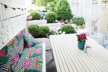 Ako sa starať o drevený záhradný nábytok