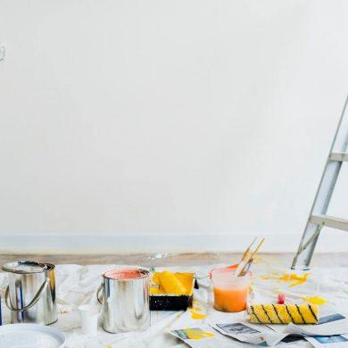 Chystáte sa maľovať?