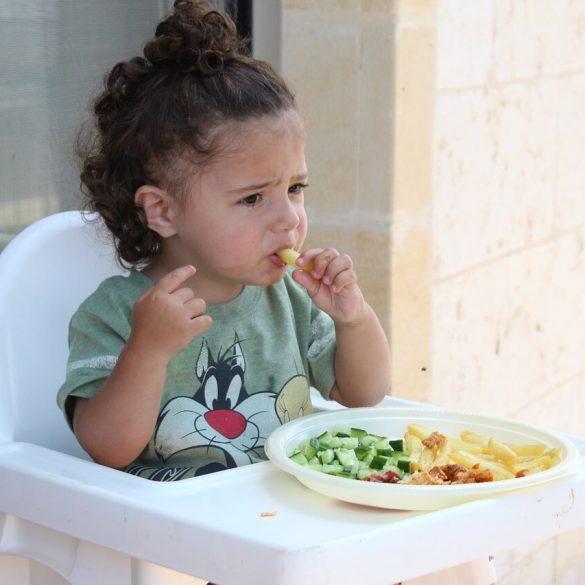 10 potravín, ktoré bábätká milujú