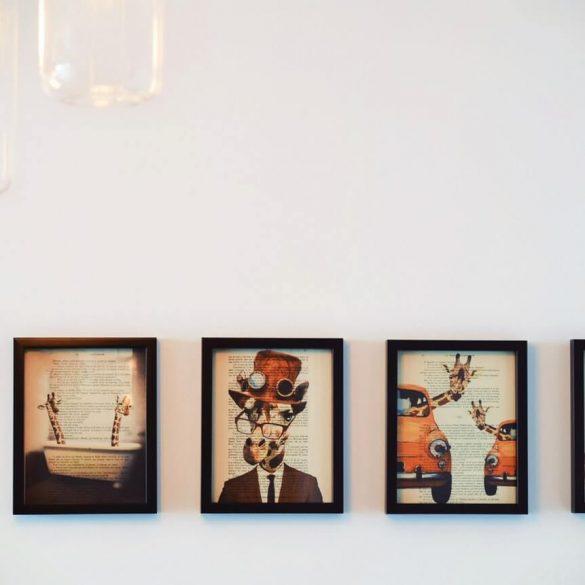 Ako zavesiť obraz na stenu