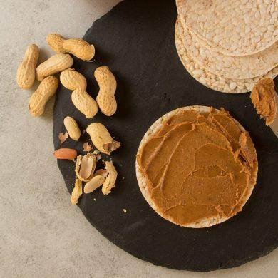 Recepty s arašidovým maslom
