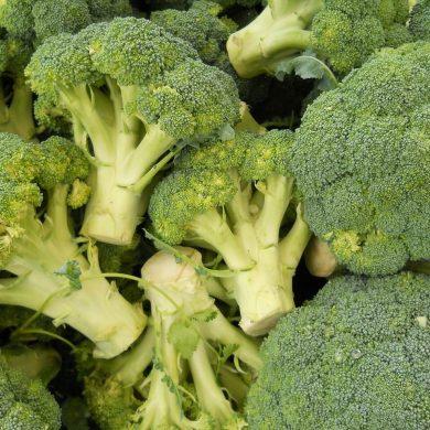 zvyšky brokolice
