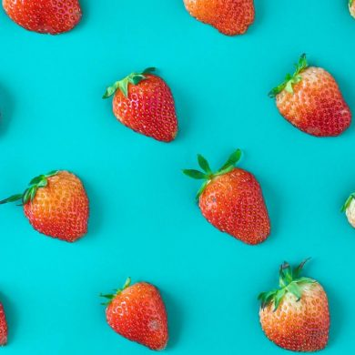 Milované jahody
