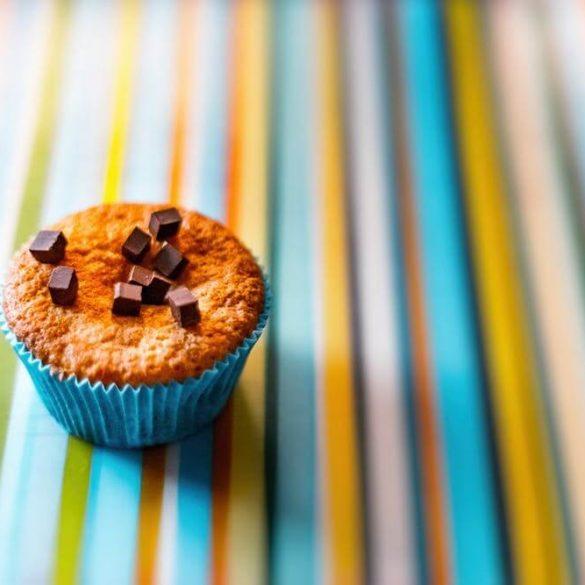 recepty na muffiny ku Dňu detí