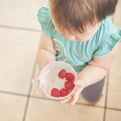 Dieťa odmieta nové jedlá