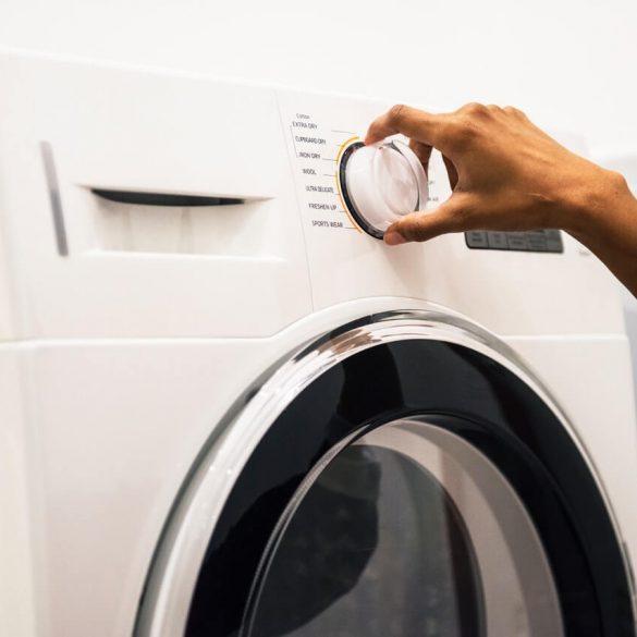 Správne pranie vám pomôže ušetriť vodu