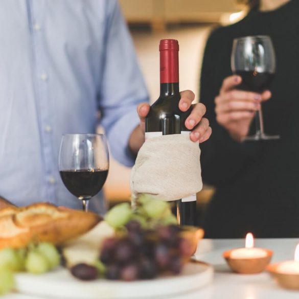 Naučte sa párovať víno s jedlom
