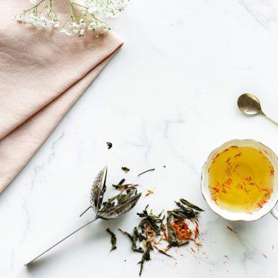 Zázračný zelený čaj