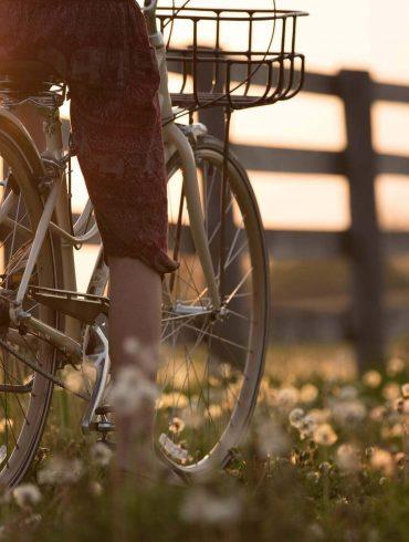 prečo by ste mali bicyklovať