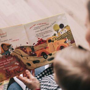 deťom čítať knižky