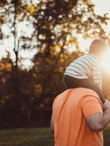 Ako potešiť muža na Deň otcov