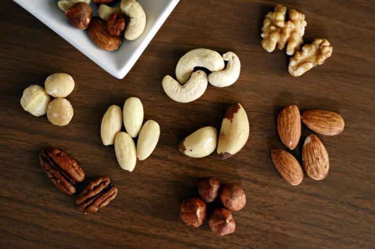 Ktoré orechy sú najzdravšie