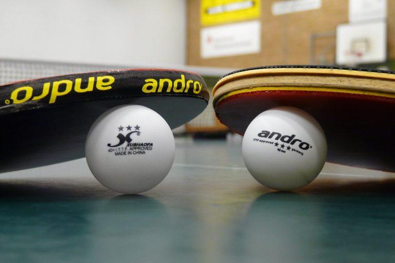 Stolný tenis alebo pingpong