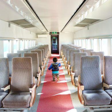 Cestujete vlakom s dieťaťom