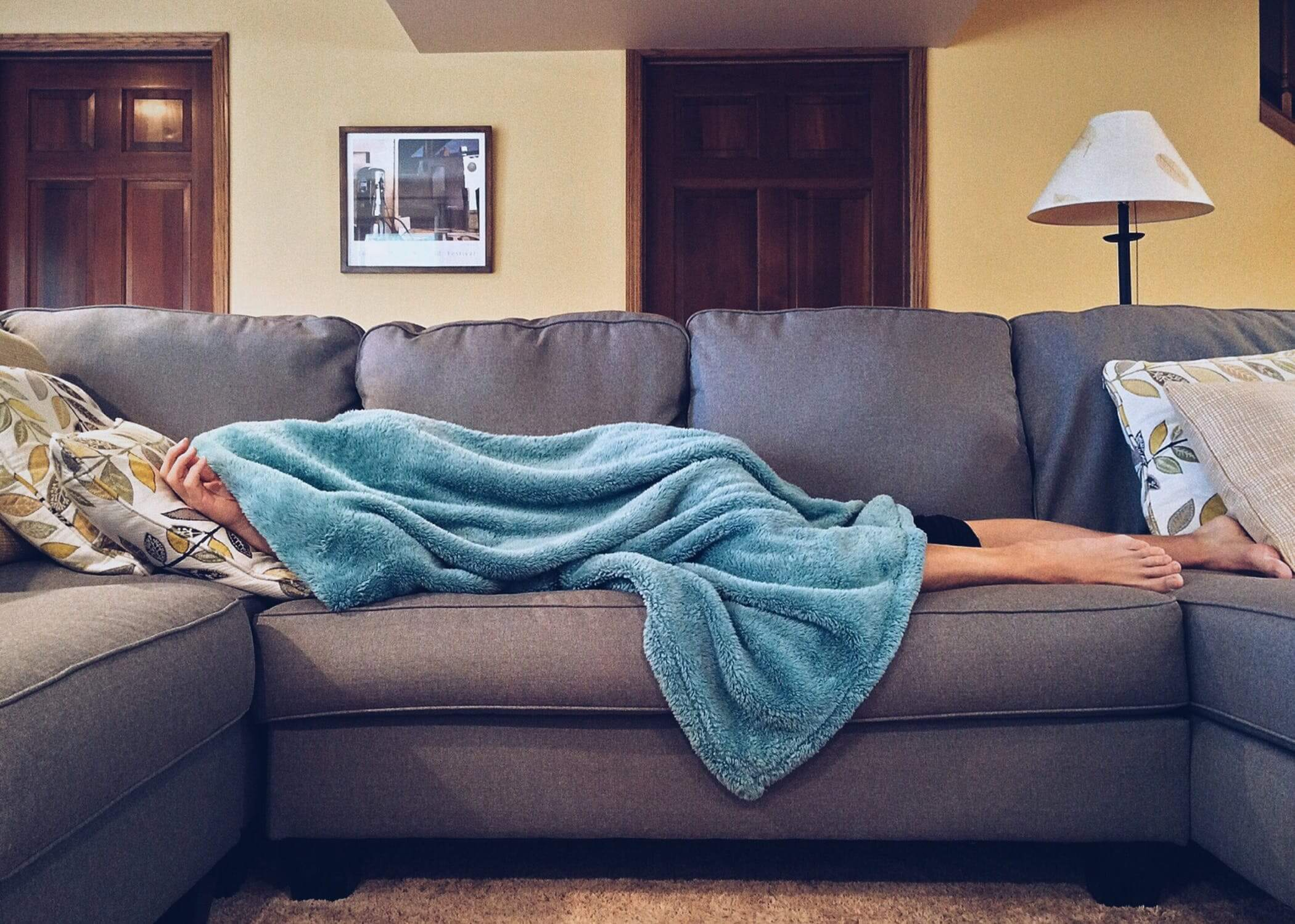 únava, malátnosť, zvýšená spavosť