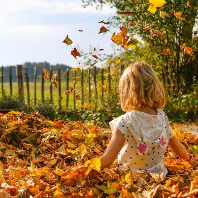 Jeseň a listy
