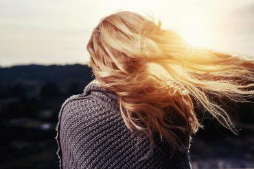 Krásne vlasy po dovolenke