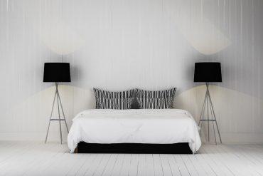 Amenajați-vă dormitorul în stil minimalist