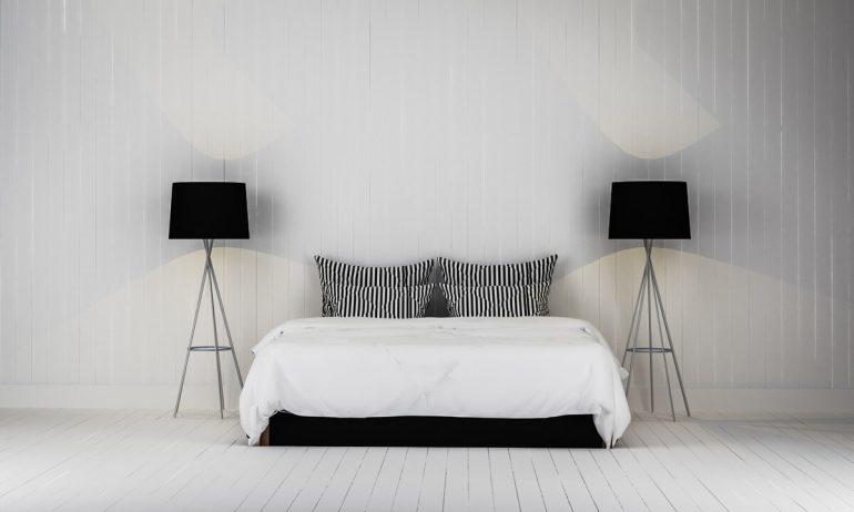 Zariaďte si spálňu minimalisticky