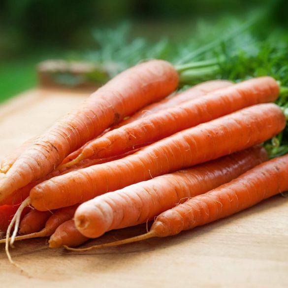 Cartofii, morcovii și ceapa