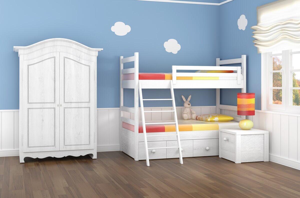 Bezpečnosť postele