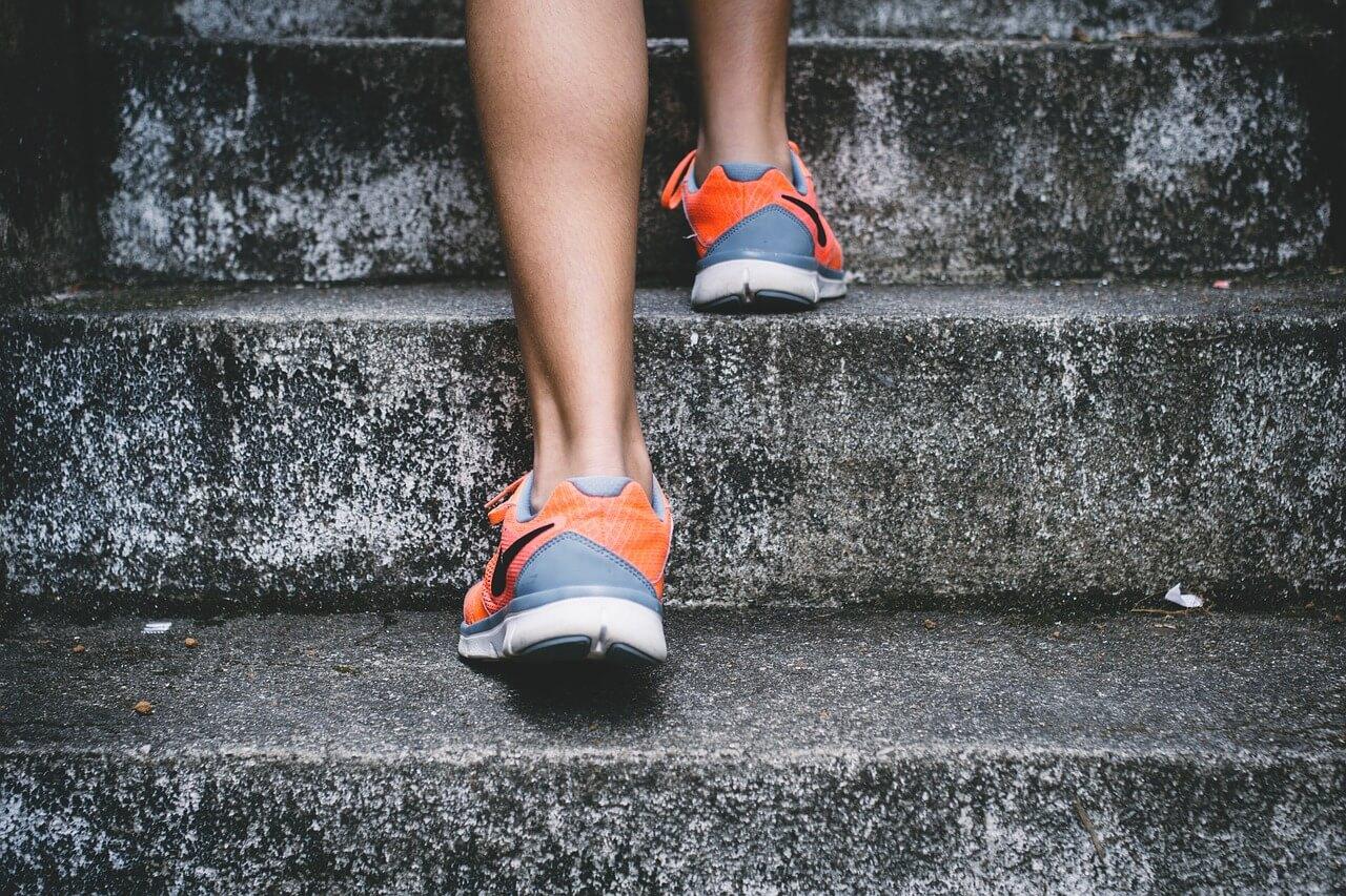 varicoză și mersul pe scări