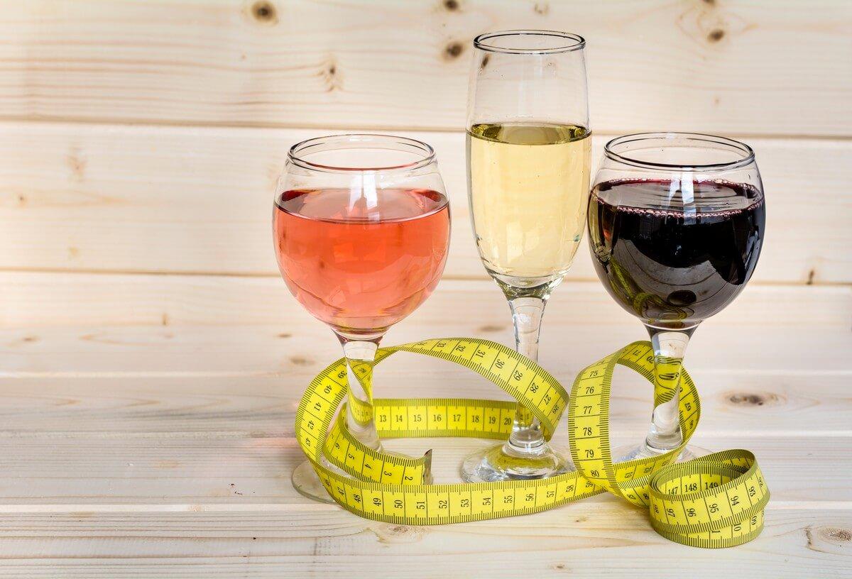 najzdravší alkohol je považované biele a červené víno.