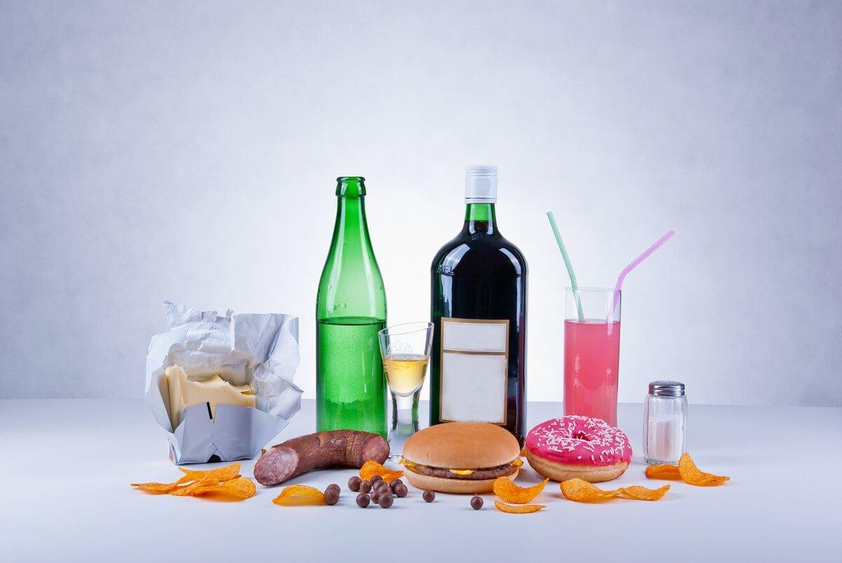 Pite jeden druh alkoholu po celý veče