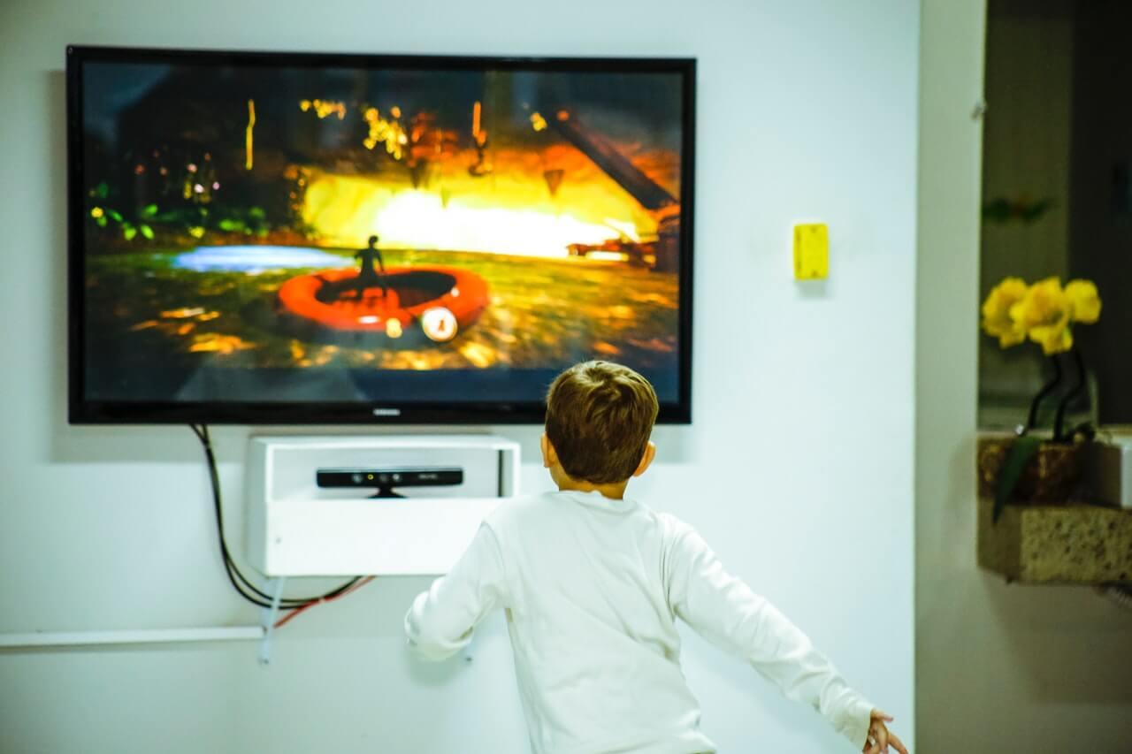 Skúste namiesto toho nechať televízor vypnutý