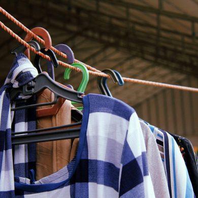 3 sfaturi despre cum să uscați eficient rufele în timpul iernii