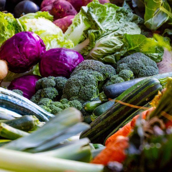 Nakladaná zelenina pre deti