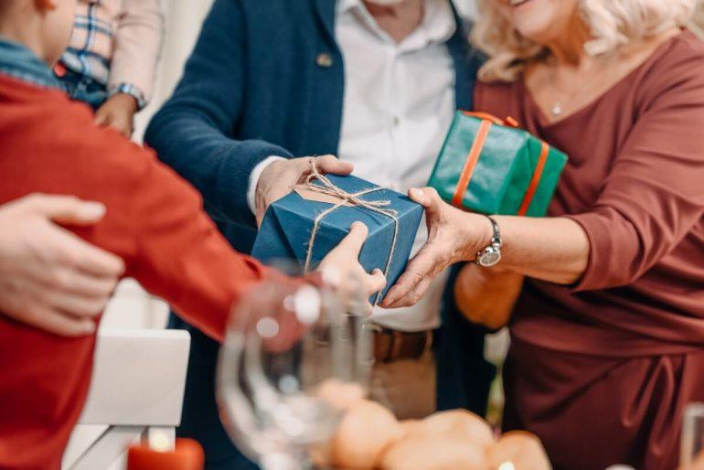 darčeky pre starých rodičov