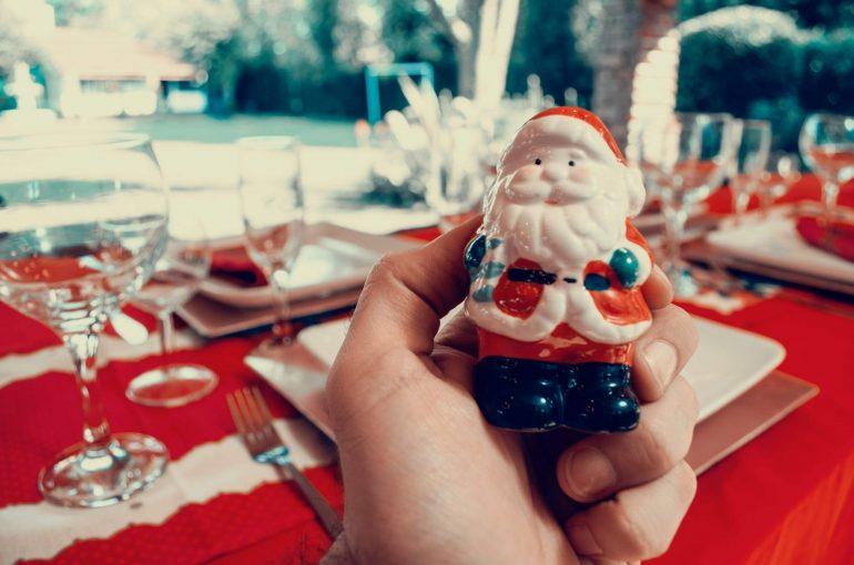 Meniul de Crăciun pentru copiii cei mai mici
