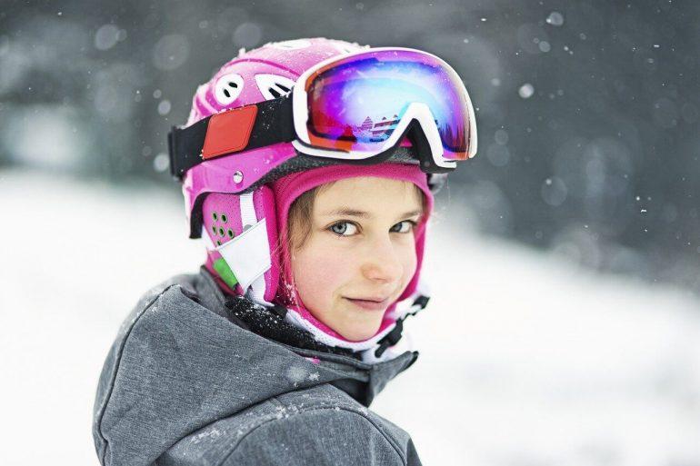 Vreți să învățați copilul să schieze?