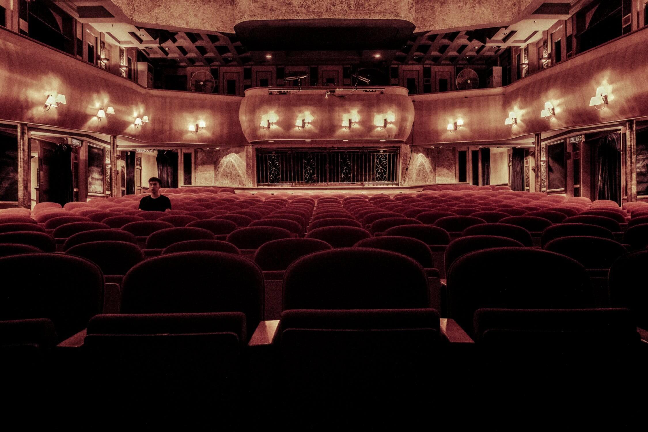Voľné vstupenky do divadla