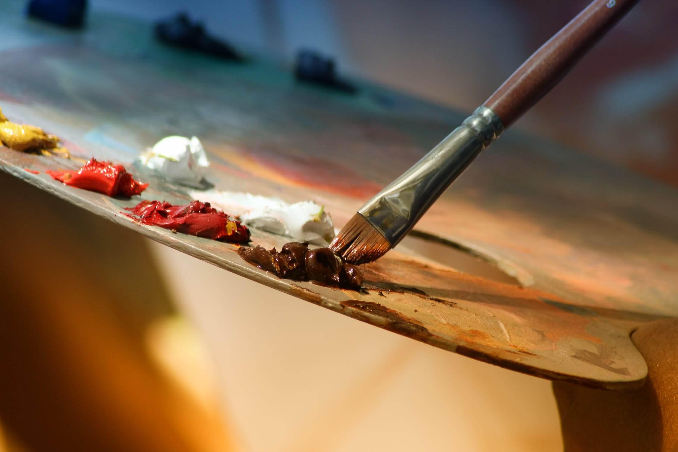 kurz fotografovania či maľovania