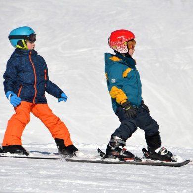 Kam s deťmi na lyžovačku?